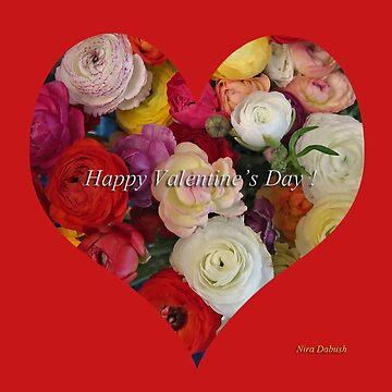 Happy Velentine's Day! by colourfulmagic