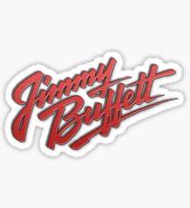 Jimmy Buffett Sticker