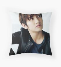 TVXQ Changin Max Throw Pillow