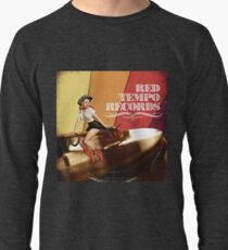 Red Tempo Records Cowgirl Lightweight Sweatshirt