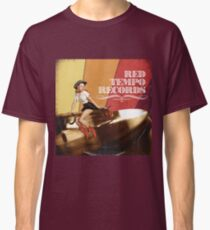 Red Tempo Records Cowgirl Classic T-Shirt