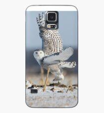 Snowy owl  Case/Skin for Samsung Galaxy