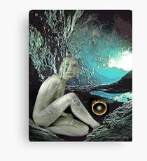 the jaded bruxa Canvas Print