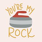 You're My Rock by grainnedowney