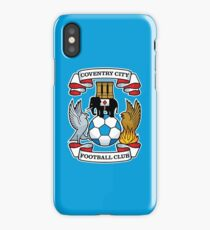 Coventry City FC iPhone Case