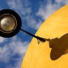 The lamp by Barbara  Corvino
