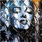 Trapped Marilyn Gold by Anyes Galleani