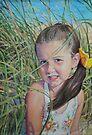 Portrait of Elizabeth by HDPotwin