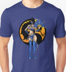 Mortal Kombat - Kitana Unisex T-Shirt