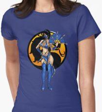 Mortal Kombat - Kitana Womens Fitted T-Shirt