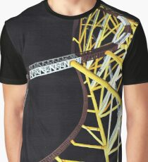 Top Thrill Dragster  Graphic T-Shirt