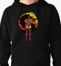 Mortal Kombat - Mileena Pullover Hoodie