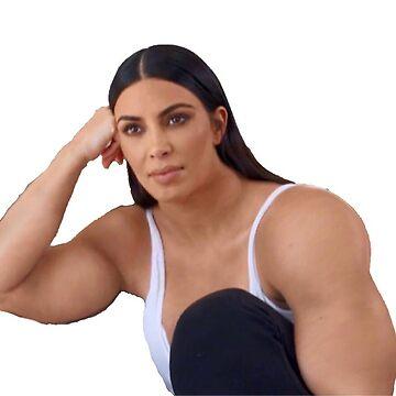 Fuerte Kim Kardashian de sageanderss