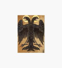 Heraldry eagle Art Board