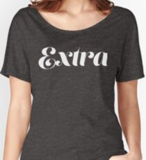 Extra Women's Relaxed Fit T-Shirt