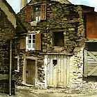 The Old Farm, Near Prades, Pyrenees Orientales by Mike Glaysher