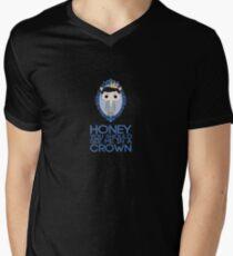 Crowned Moriarty Men's V-Neck T-Shirt