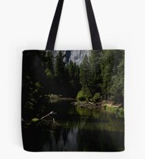 Merced River in Yosemite Valley Tote Bag