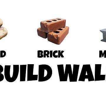 I Build Walls by weheartdogs