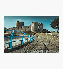 Carrickfergus Castle, Northern Ireland Photographic Print