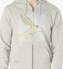 Jack Rabbit Zipped Hoodie