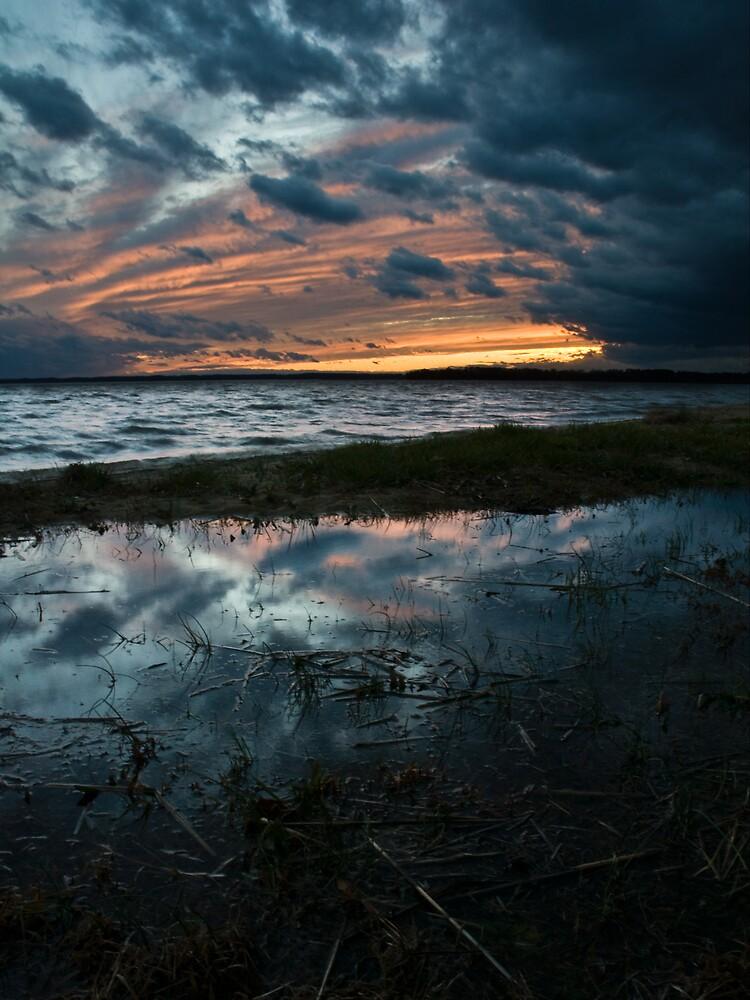 Renegade Rain by David Linkenauger
