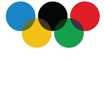 Olympic Color Theory by yelly123