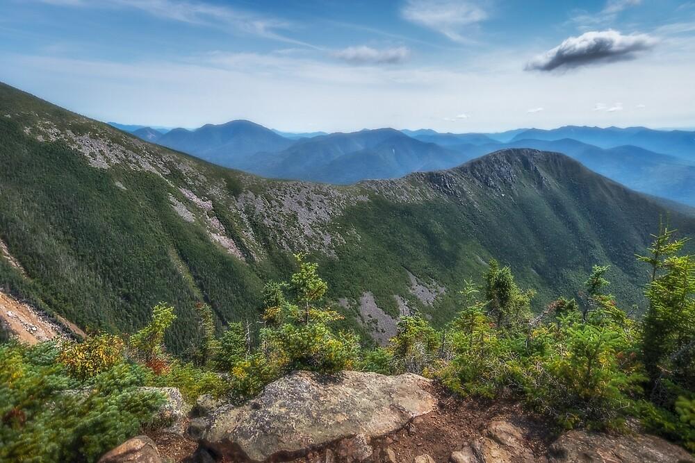 Bondcliff ridge, New Hampshire. by mattmacpherson