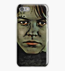 Sticking It To The Man Part 2 iPhone Case/Skin