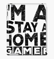 Funny Gaming Merch iPad Case/Skin