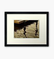 Tidal Creek Framed Print
