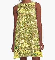 Zenta 009CW copy© A-Line Dress