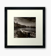River Ness Framed Print