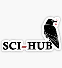 Scihub Stickers | Redbubble