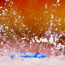 Powder Poof by funkyfacestudio