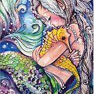 SeaHorse Hugs by Robin Pushe'e