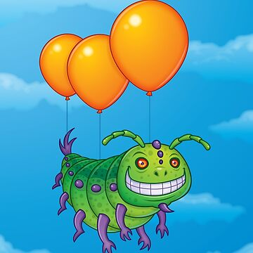 Impatient Caterpillar by fizzgig