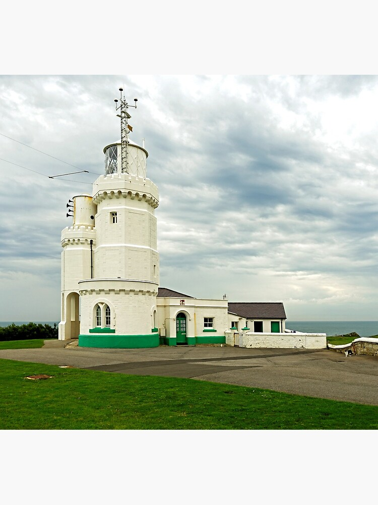 St Catherine's Lighthouse, Isle of Wight by RodJohnson
