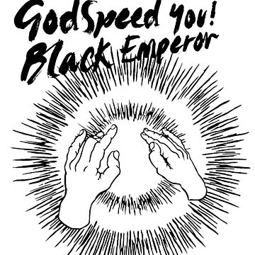 Godspeed You! Black Emperor by reyboot