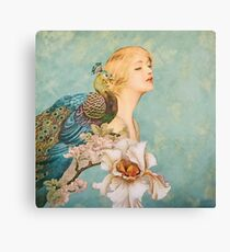 Like A Garden from The Sea Canvas Print