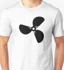 Boat propeller Unisex T-Shirt