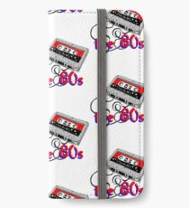 The 80s cassette tape iPhone Wallet/Case/Skin