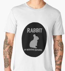 Rabbit of Negative Euphoria Men's Premium T-Shirt