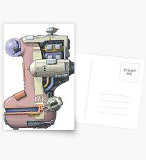Bongship Postcards