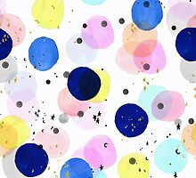 Magical Confetti Dots by crystalwalen