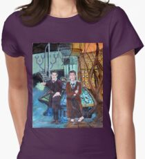 Gallifrey's Hope Women's Fitted T-Shirt