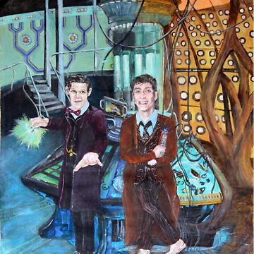 Gallifrey's Hope by ArtByWilliamE