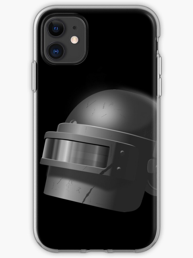 PUBG Helmet iphone case