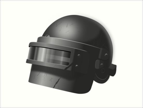 "Pubg Sketch Hd: ""Russian Spetsnaz Helmet (PUBG Level 3 Helmet)."" Art"