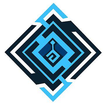 Blue Diamond by CometShine